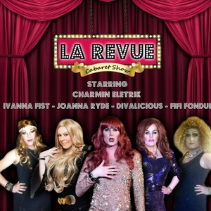la revue drag queen cabaret ireland