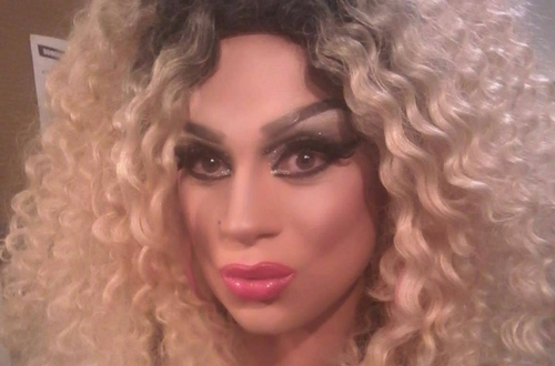 Alexis McQueen drag queen ireland