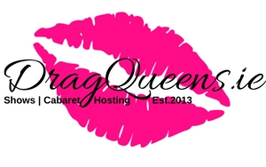 drag queens ireland logo